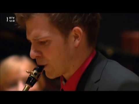 Jan Gričar / H. Tomasi: Concerto et C. Lauba: Jungle (encore)