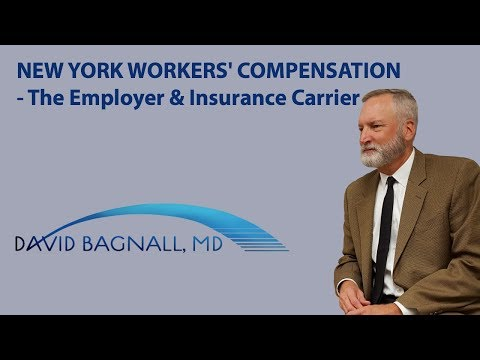 NY Workers' Comp - The Employer & Insurance Carrier