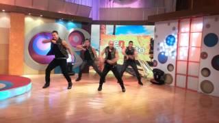 Grupo LATINOS: Coreografia BPM - Daddy Yankee