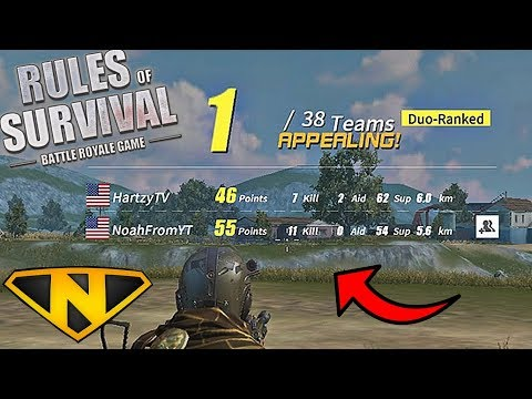 Clutching It For Noah! *EPIC* (Rules of Survival #46)