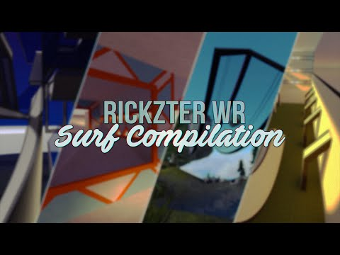 CS:S Surf - 4 World Records by Rickzter