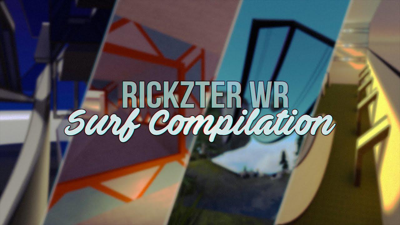 CS:S Surf - 4 World Records by Rickzter