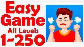 Easy Game - Brain Test & Tricky Mind Puzzle Level 1-250 Gameplay Solution