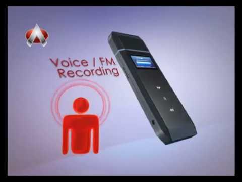 Audionic Dream 7700 Mp3 Player 8GB