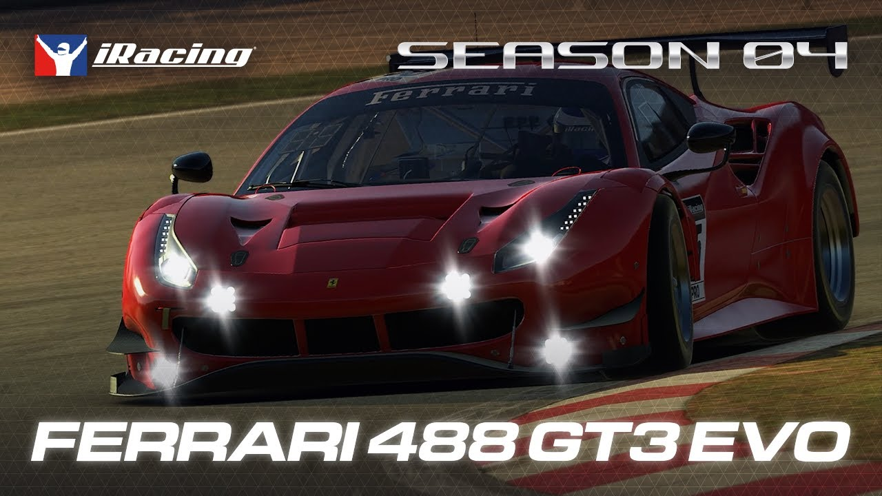 Ferrari 488 GT3 EVO Available Immediately in RWC