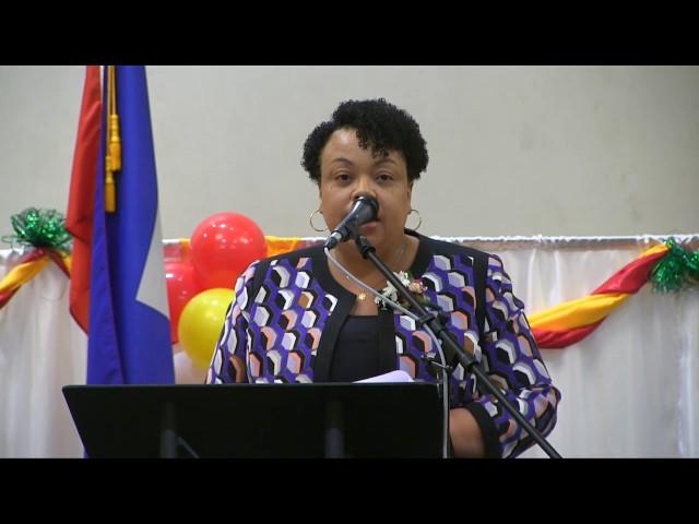 Déclaration de la Ministre de la Santé Publique Marie Gretta Roy