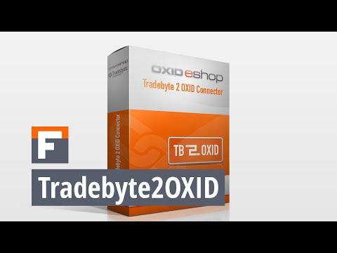 Tradebyte 2 OXID - Modulerläuterung