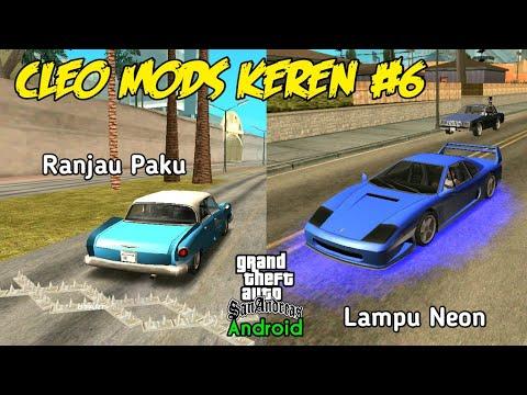 5 Cleo Mods Keren #6 - GTA SA Android