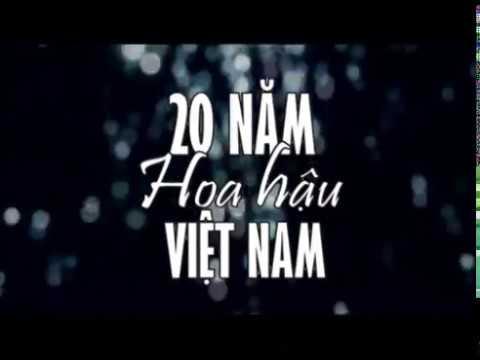 CHUNG KẾT HOA HẬU VIỆT NAM 2008