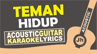 Video Tulus Teman Hidup (Acoustic Karaoke Version) download MP3, 3GP, MP4, WEBM, AVI, FLV Maret 2018