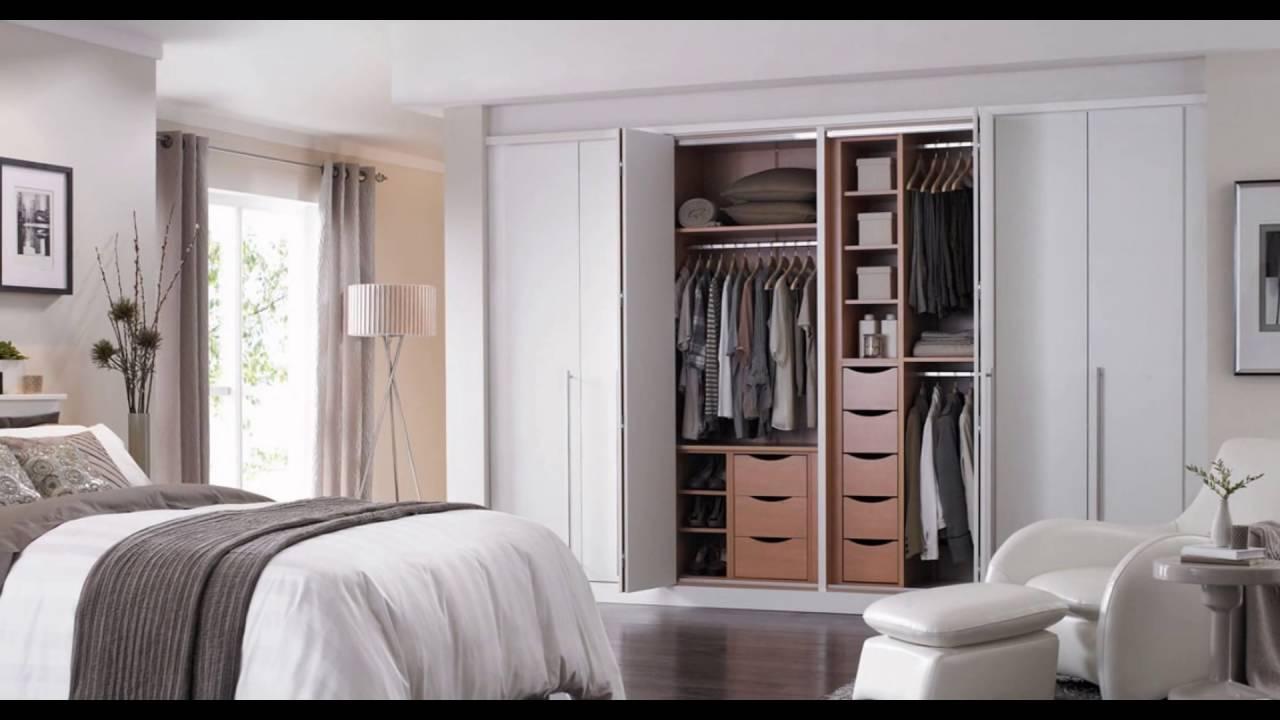 Bi Fold Pantry Doors Youtube