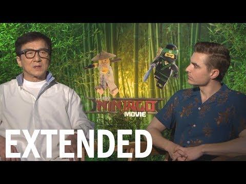 Download Youtube: Jackie Chan, Dave Franco Talk 'LEGO Ninjago Movie' | EXTENDED