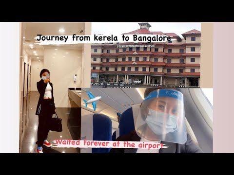 Kerela to Banglore Journey | Tibetan Vlogger |