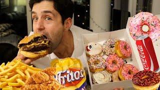 5000 CALORIE CHALLENGE | EPIC cheat day | Man Vs Food