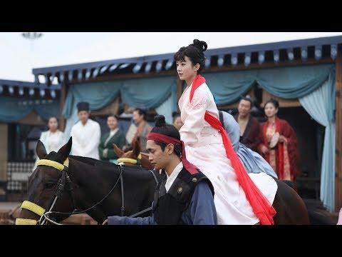 MINH LAN TRUYỆN | Không chỉ giỏi ném tên, Minh Lan còn cưỡi ngựa đánh bóng siêu đỉnh
