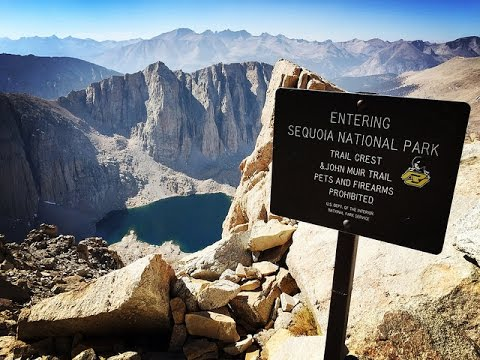 Hiking Mt. Whitney in a Day