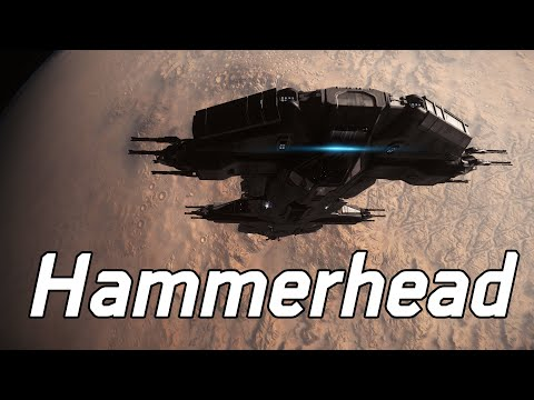 Star Citizen 3.3 - The Aegis Hammerhead - 4K