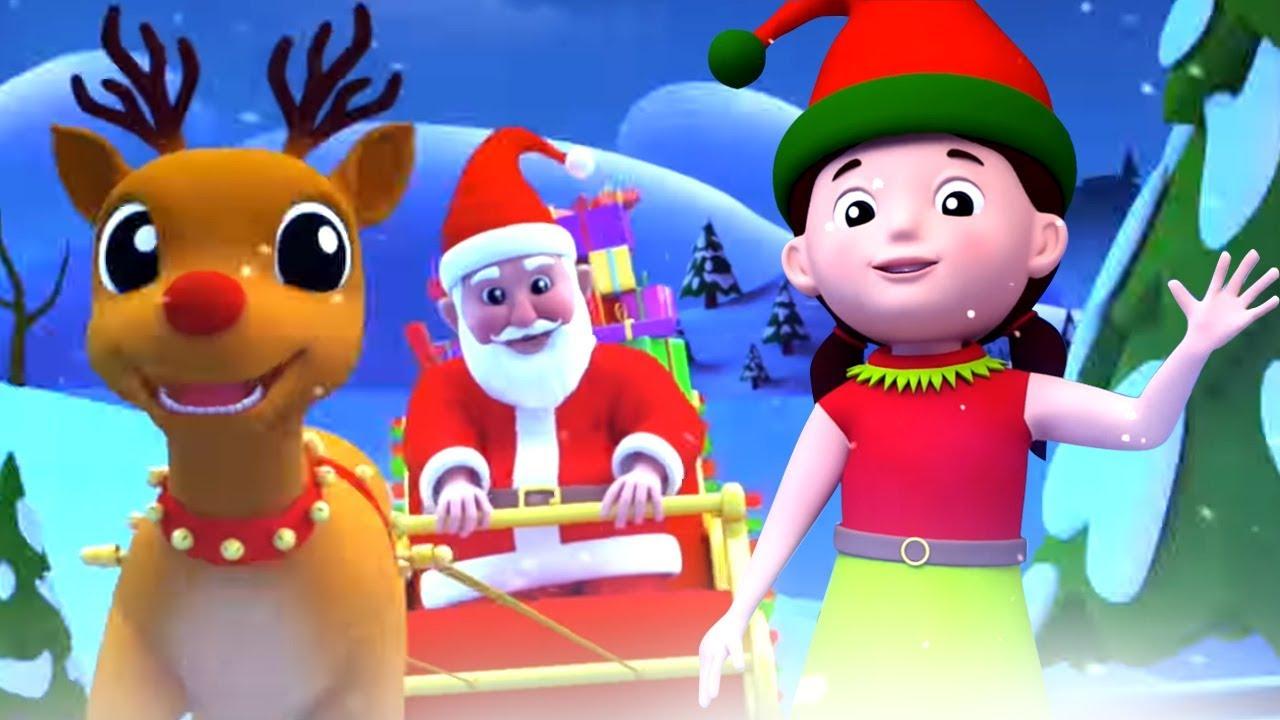 Bate O Sino Natal Cancoes De Natal Infantil Em Portugues