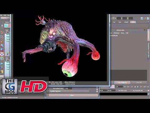 "CGI 3D Tutorial HD: ""Rendering Basics in Maya"" - by 3dmotive"