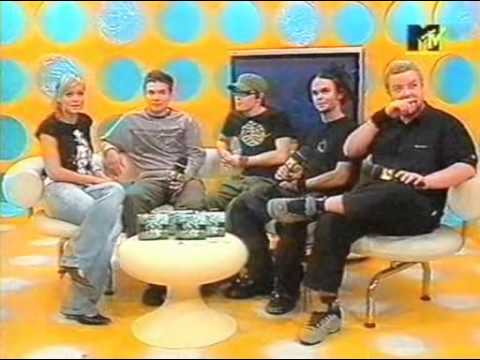 The Rasmus MTV Select interview PART 1