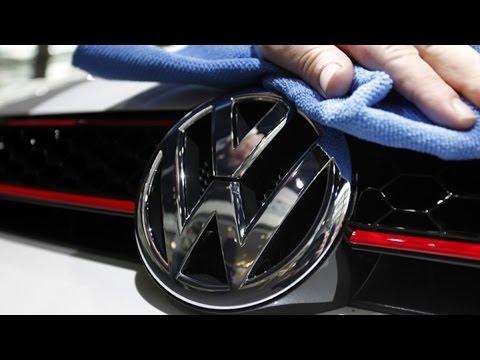 Volkswagen Surprises With U.S. Auto Sales Gain