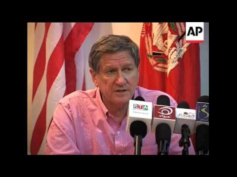 US envoy on Afghan elections, objectives in Pakistan
