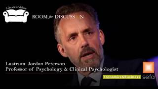 Jordan Peterson at Room For Discussion 2018 - Amsterdam, The Netherlands - Full Interview