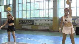 Гиревой спорт. Чемпионат Украины 2015 г.  Женщины
