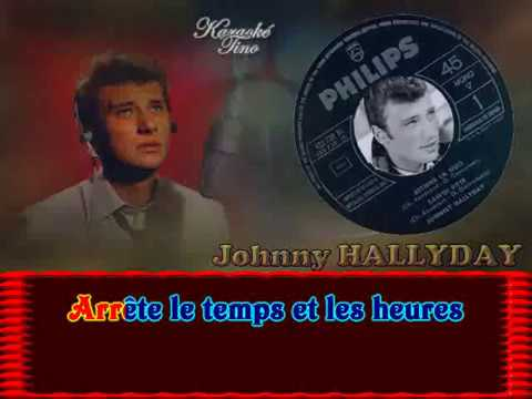 karaoke tino johnny hallyday retiens la nuit youtube. Black Bedroom Furniture Sets. Home Design Ideas