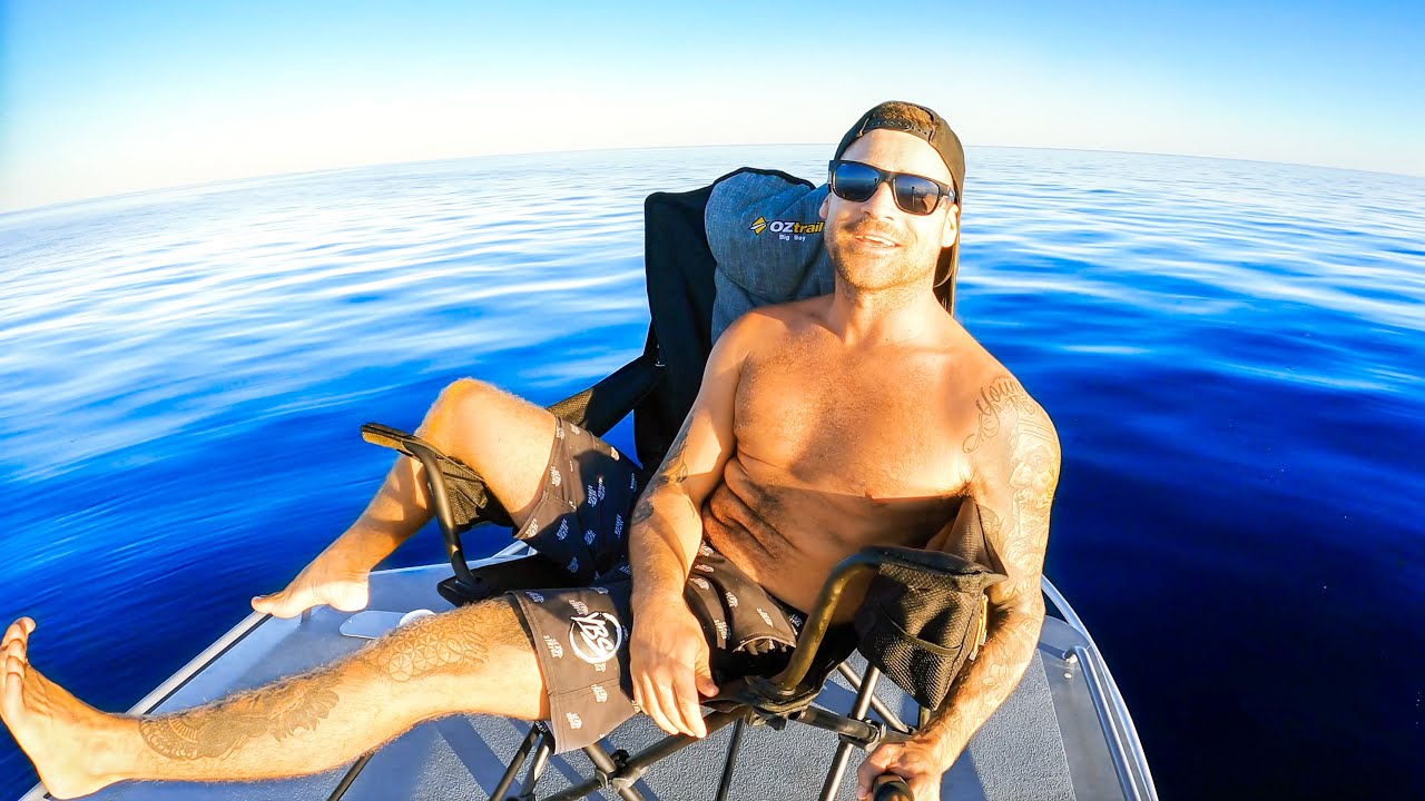 48 HOURS IN THE LIFE OF BRODIE MOSS - Crazy Boat Trip Fishing & Diving - Catch & Cook with Family