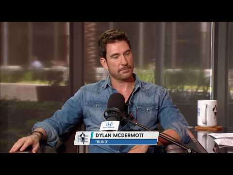 """Actor Dylan McDermott of New Film """"Blind"""" on Playing WithTiger Woods  71417"""