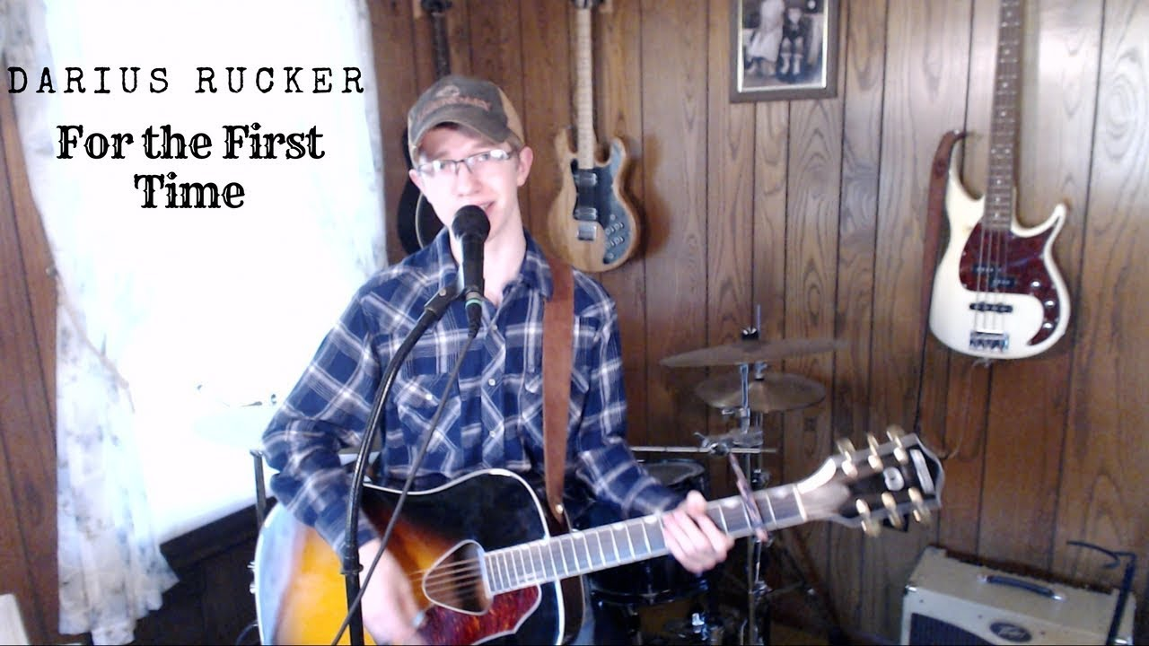 Darius Rucker For The First Time Cover By Isaac Cole