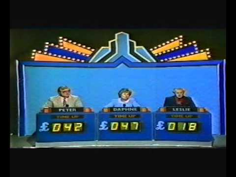 Eggheads' Daphne Fowler - Sale of the Century - 1983