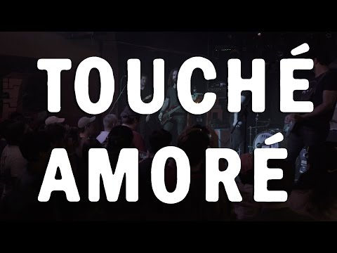 Touche Amore (Full Set) at 1904 Music Hall