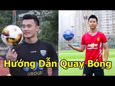 DKP – Hướng dẫn quay bóng như thủ môn Bùi Tiến Dũng U23 Việt Nam