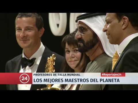 Global Teacher Prize: Estuvimos con los mejores profesores del planeta