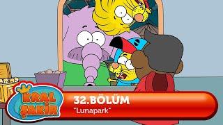 KRAL ŞAKİR: Lunapark - 32. Bölüm (Çizgi Film)
