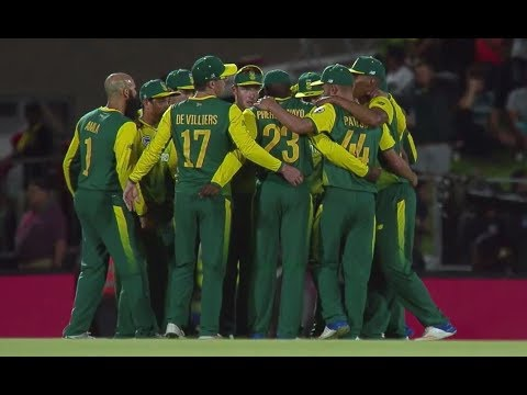 South Africa vs Bangladesh - 1st T20 Post-match
