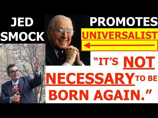 Jed Smock PROMOTES UNIVERSALIST!