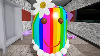 ROBLOX PIGGY 2 RAINBOW NEW MS P JUMPSCARE - Roblox Piggy Book 2