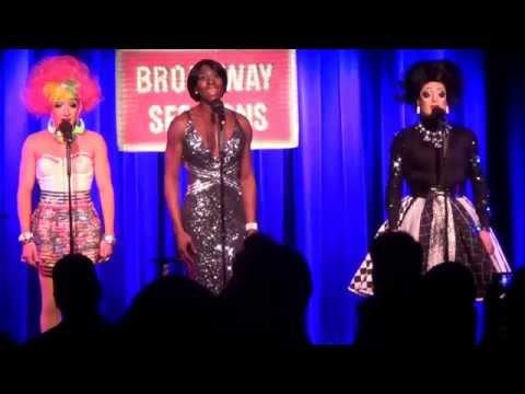 Shuneeda Comb, Anita Belltone & Cacophony Daniels - At The Ballet (A Chorus Line)