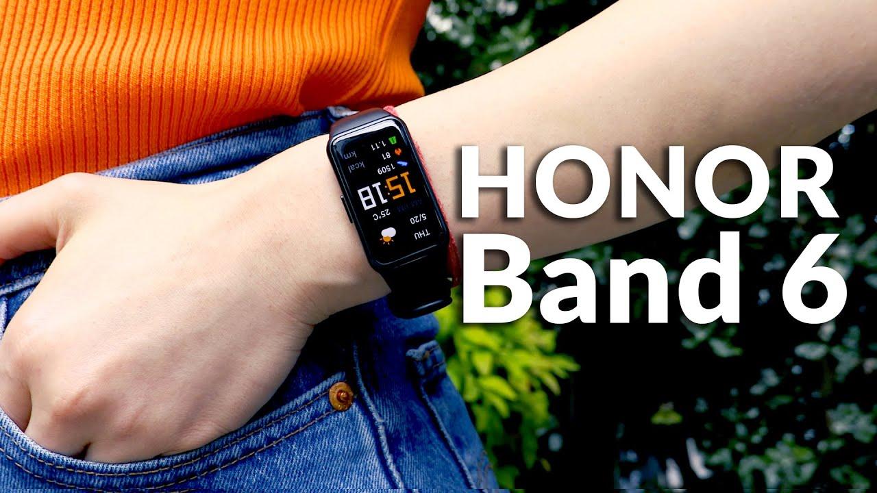Honor Band 6 İnceleme: Huawei Band 6 ile farkları neler?