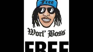 Ape drums ft Vybz kartel - Worl'boss