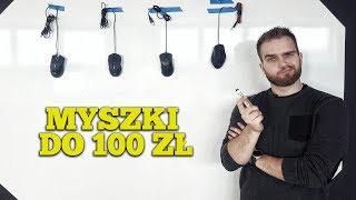 MYSZKA GAMINGOWA DO 100 ZŁ