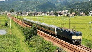 配9772レ EF64 1032牽引 E233系8000番台 南武線N2編成 20140820