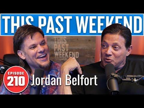 The Real Wolf of Wall Street Jordan Belfort  This Past Weekend w Theo Von 210