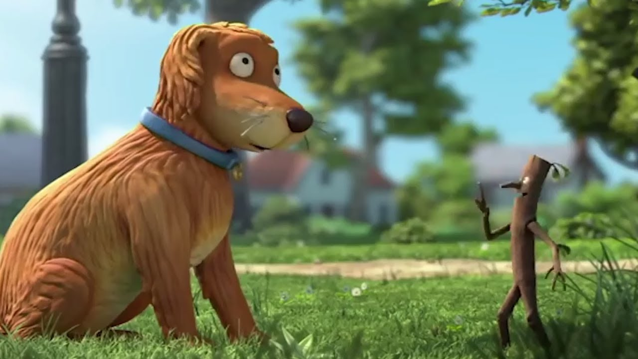 Download The Stick Man Goes Out For A Run!    Gruffalo World: Compilation