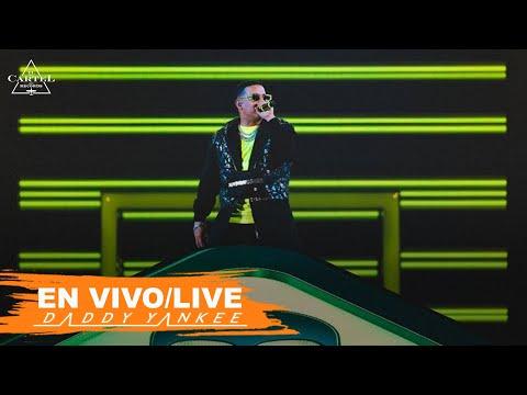 Daddy Yankee – Que Tire Pa' 'Lante En Vivo Premio Lo Nuestro 2020