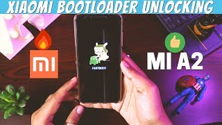 How To Unlock Xiaomi Mi A2 Bootloader With Fastboot In 2 Mins