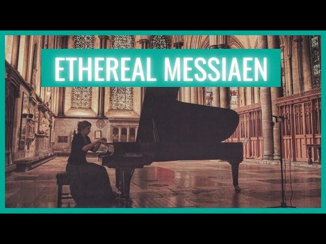 Messiaen Vingt Regards: Cordelia Williams meditates with supernatural 11th movement